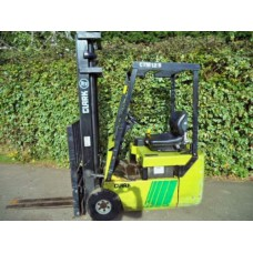 Clark Electric Forklift Truck