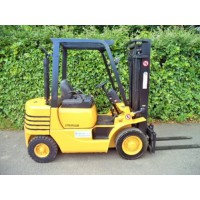 Caterpillar Diesel used forklift Trucks