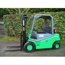 CesabGas Counterbalance Used Forklift