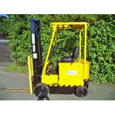 Hyster J1.25XM Electric Counterbalance Forklift Truck