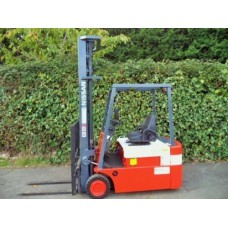 Nissan Electric Counterbalance Forklift Truck