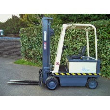 Climax Electric Counterbalance Used Forklift