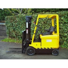 Hyster Electric Counterbalance Forklift Truck