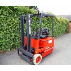 Linde E15C Electric Counterbalance Forklift Truck
