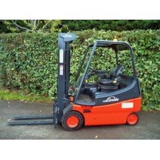 Linde E20 Electric Counterbalance Forklift Truck