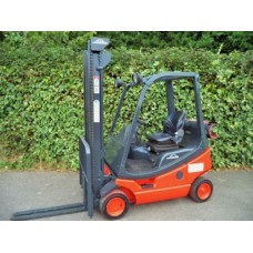 Linde H12T GAS/LPG Counterbalance Forklift Truck