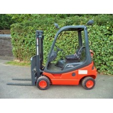 Linde H18T GAS/LPG Counterbalance Forklift Truck